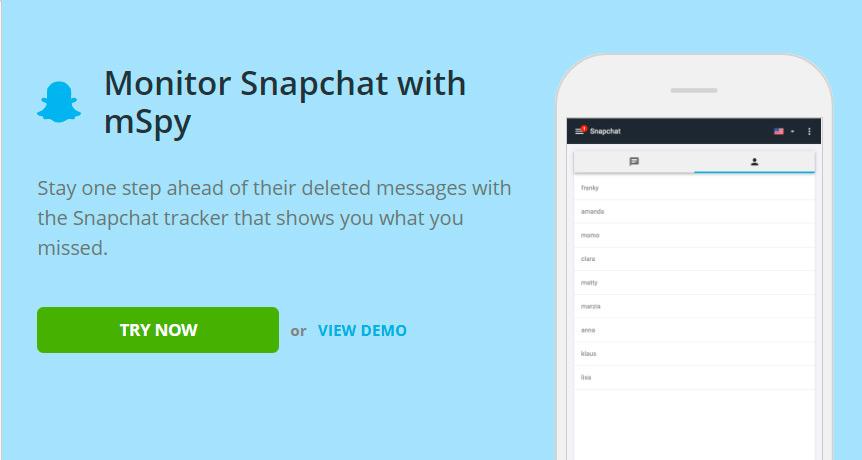 Snapchat detect screen recorder